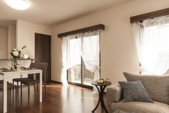 築31年の一戸建てを中古リノベ。耐震や断熱にも配慮した安心でエコな家