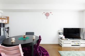 住み替えリノベーションで自分好みの内装と子育てしやすい家を叶える