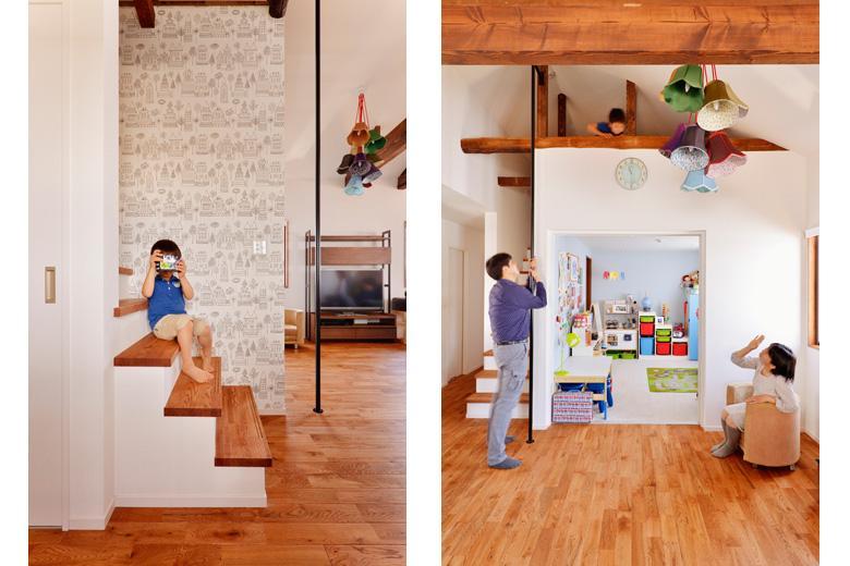 「古い木造住宅を2世帯住宅として再生」のその他