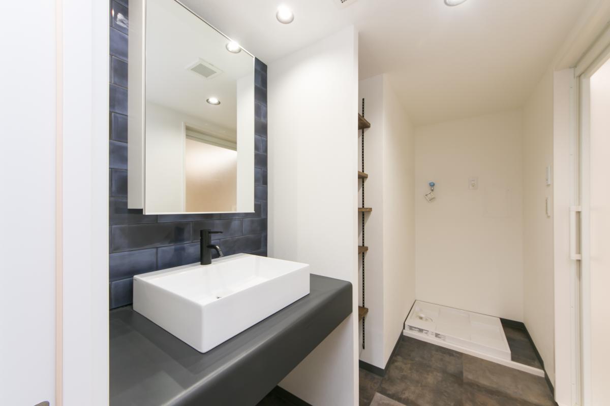 「Coolインダストリアル」のお風呂・洗面所・トイレ