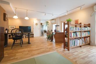 nLDKではなく、『居場所を創る』という発想の間取りの家。