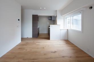 築40年超の都心のお部屋に求めたのは、心地良さと暮らしやすさ、そして特別感!
