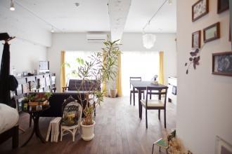 I邸-セミオーダーのリノベで「カフェ部屋」