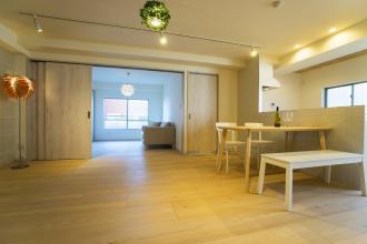【マンションスケルトンリノベーション】オープンルーム&相談会at 成城  見学会