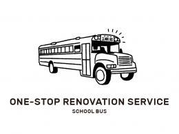 SCHOOL BUS |スクールバス空間設計