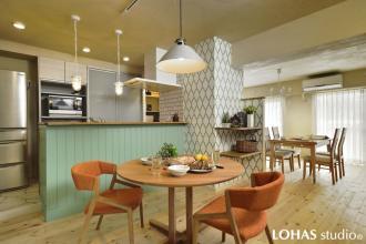 かたち・いろ・LOHAS -引越しよりも住み慣れた家-