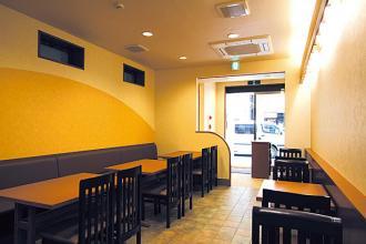 和のテイストで落ち着いた雰囲気を醸す和食店